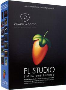FL Studio 20.8.4.2553 Crack with Keygen {2021} Free Download