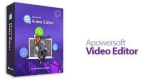 ApowerEdit v1.6.1.8 Crack + Activation Code 2020 Free Download