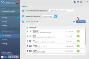 Driver Talent Pro 7.1.30.6 Crack with Activation Code Free Download