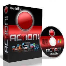 Mirillis Action 4.10.1 Crack + Serial Keygen Full Torrent Free Download