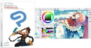 Clip Studio Paint 1.9.11 Crack with Serial Key 2020 Free Download