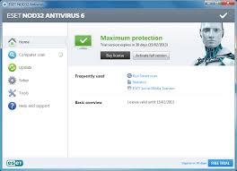 ESET NOD32 Antivirus 13.2.15.0 Crack with License Key Free Download