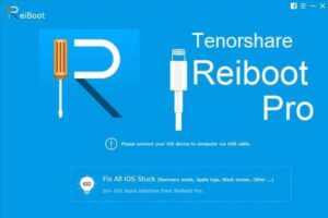 ReiBoot Pro 8.0.13.5 Crack with Serial Key 2021 Free Download