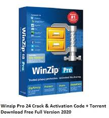 WinZip Pro v24.0 Build 13650 Crack With Activation Code Free Download