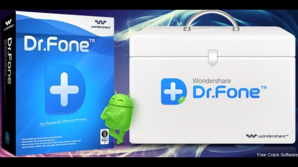 Wondershare Dr.Fone 10.5.1 Crack [Keygen] Registration Key 2020 Download